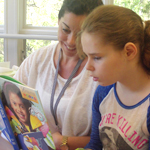 NJ Special needs student being taught functional reading